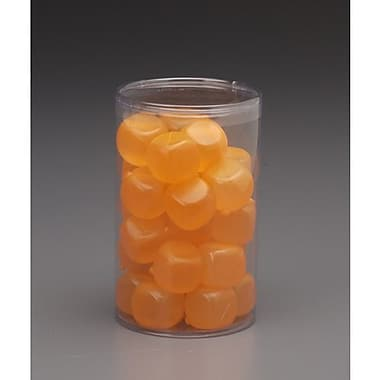 3 1/2in. x 5 1/2in. Round Boxes With Lid, Clear