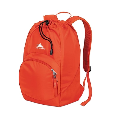 High Sierra Synch Backpack Red Line