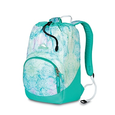 High Sierra Synch Backpack Snake Dye