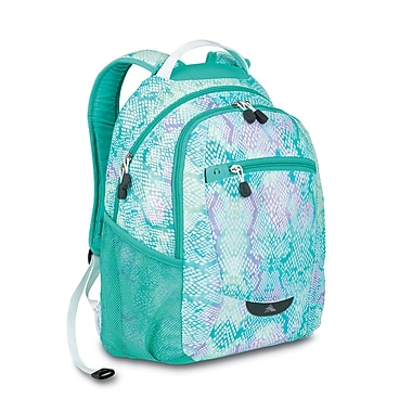High Sierra Curve Backpack Snake Dye