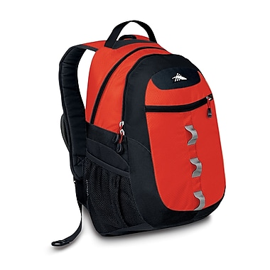 High Sierra Opie Backpack Red Line Treads