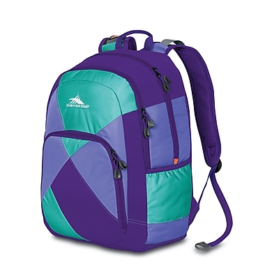High Sierra Berserk Backpack Deep Purple