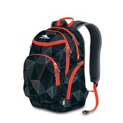 High Sierra Boondock Backpack Red Line