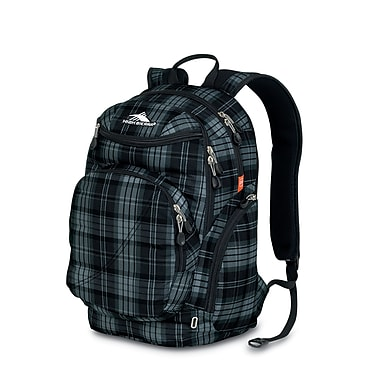 High Sierra Boondock Backpack Shaded Grey