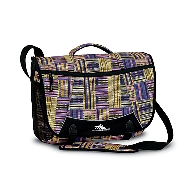 High Sierra Tank Messenger Basket Weave