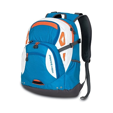 High Sierra Scrimmage Backpack Blueprint