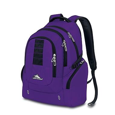 High Sierra Incline Backpack Deep Purple