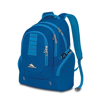 High Sierra Incline Backpack Royal Cobalt