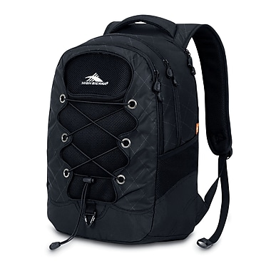 High Sierra Tightrope Backpack Black