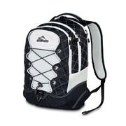 High Sierra Tightrope Backpack Black White