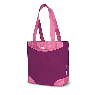 High Sierra Abigail Tote Boysenberry
