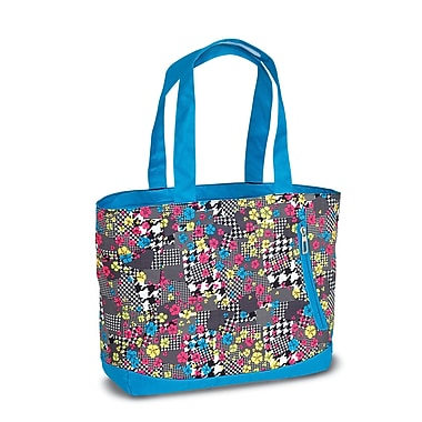 High Sierra Shelby Tote Blossom Collage