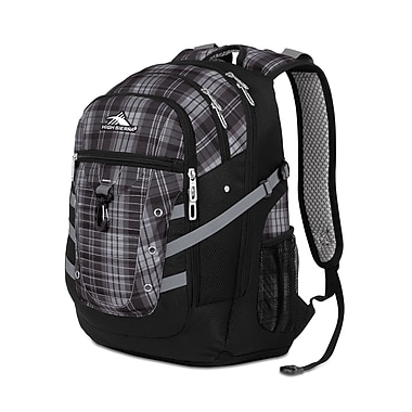 High Sierra Tactic Backpack Shaded Grey