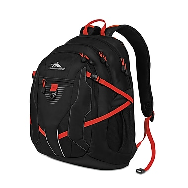High Sierra Aggro Backpack Red Line