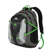 High Sierra Aggro Backpack Silver Kelly
