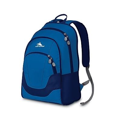 High Sierra Widget Backpack Royal Cobalt