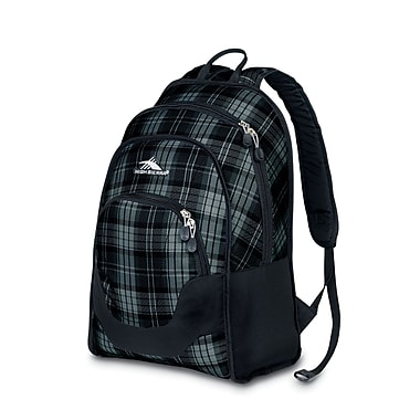 High Sierra Widget Backpack Shaded Grey