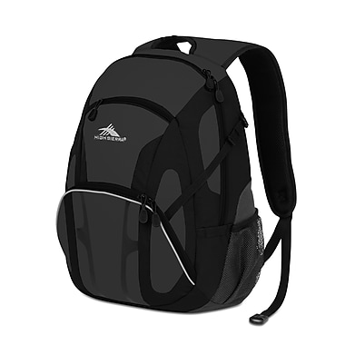 High Sierra Composite Backpack Mercury Black