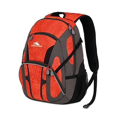 High Sierra Composite Backpack Red Line