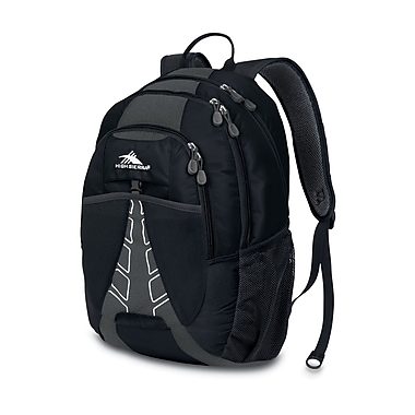 High Sierra Arc Backpack Black