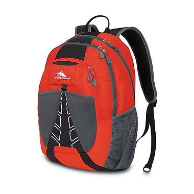 High Sierra Arc Backpack Red Line