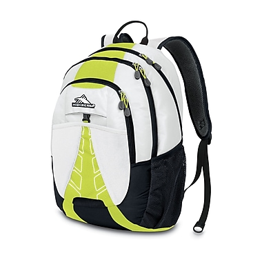 High Sierra Arc Backpack Chartreuse