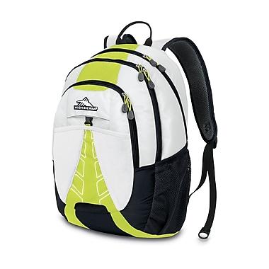 High Sierra Arc Backpack Chartreuse