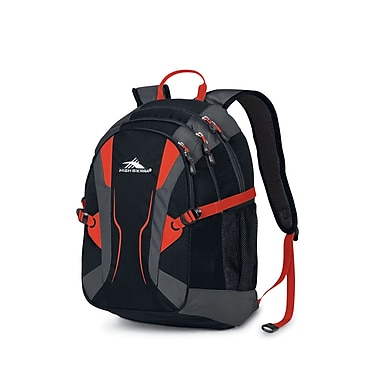 High Sierra Crawler Backpack Red Line