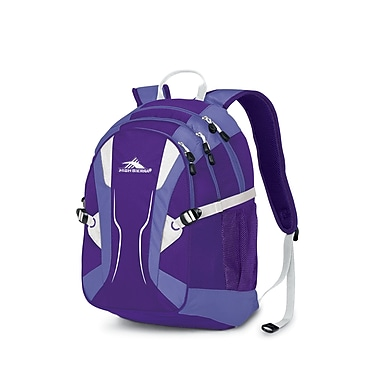 High Sierra Crawler Backpack Deep Purple