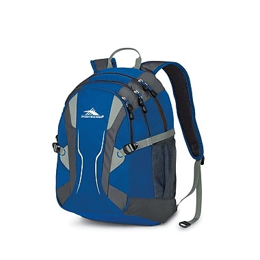 High Sierra Crawler Backpack Royal Cobalt
