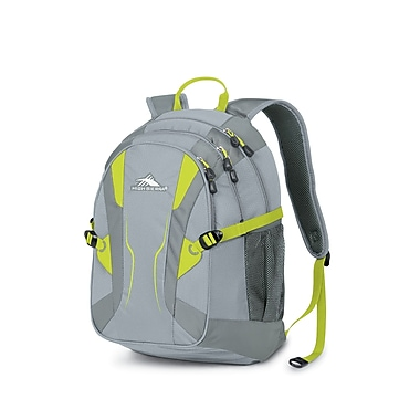 High Sierra Crawler Backpack Chartreuse