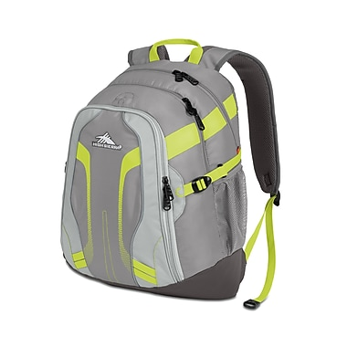 High Sierra Zooka Backpack Chartreuse