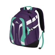 High Sierra Zooka Backpack Deep Purple