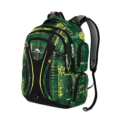 High Sierra Vex Backpack Covert