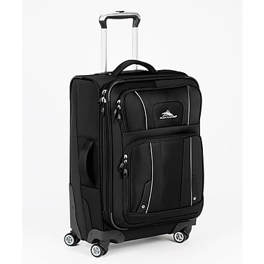 High Sierra EN301 25.5in. Spinner Upright Black