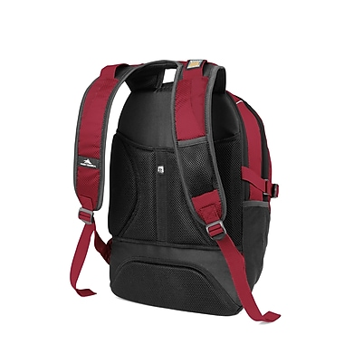 High Sierra EN306  Computer Day Pack Carmine Red