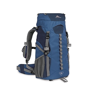 High Sierra Col 35 Internal Framepack Pacific Blue