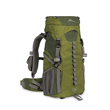 High Sierra Col 35 Internal Framepack Amazon Green
