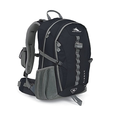 High Sierra Cirque 30 Backpack Black