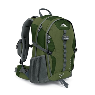 High Sierra Cirque 30 Backpack Amazon Green