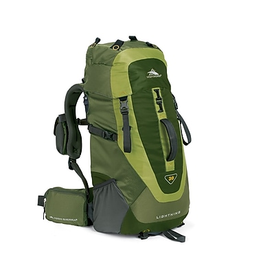 High Sierra Lightning 30 Internal Framepack Amazon Green