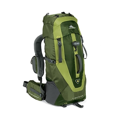 High Sierra Lightning 35 Internal Framepack Amazon Green