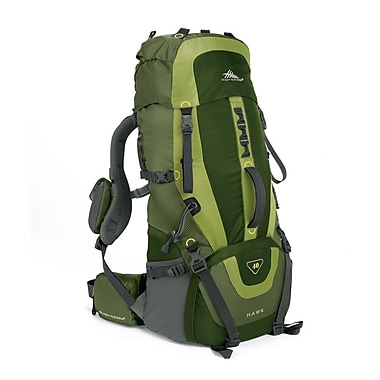 High Sierra Hawk 40 Internal Framepack Amazon Green