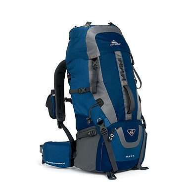 High Sierra Hawk 45 Internal Framepack Pacific Blue