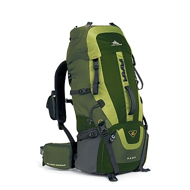 High Sierra Hawk 45 Internal Framepack Amazon Green