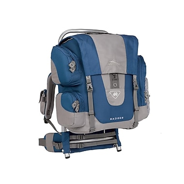 High Sierra Badger 40 External Framepack Pacific Blue