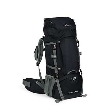 High Sierra Explorer 55 Internal Framepack Black