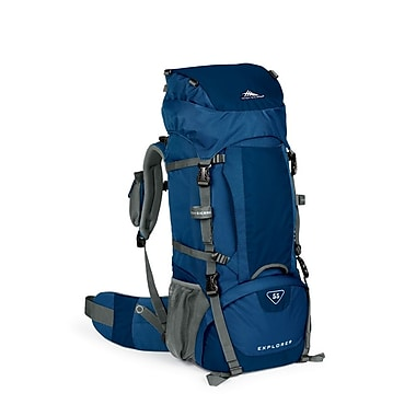 High Sierra Explorer 55 Internal Framepack Pacific Blue
