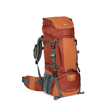 High Sierra Explorer 55 Internal Framepack Redrock