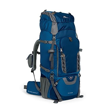 High Sierra Titan 65 Internal Framepack Pacific Blue